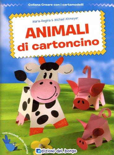 Animali di Cartoncino