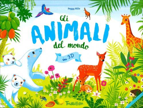 Gli Animali del Mondo in 3D