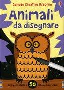Animali da Disegnare - 50 Schede