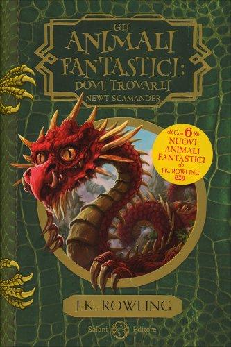 Gli Animali Fantastici: Dove Trovarli - Newt Scamander
