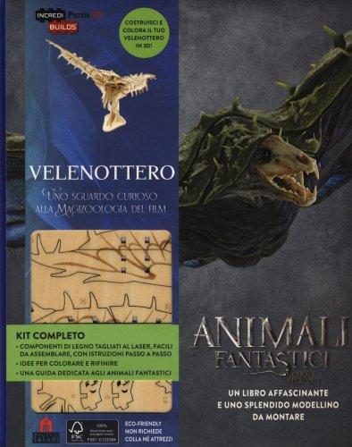 Animali Fantastici - Velenottero