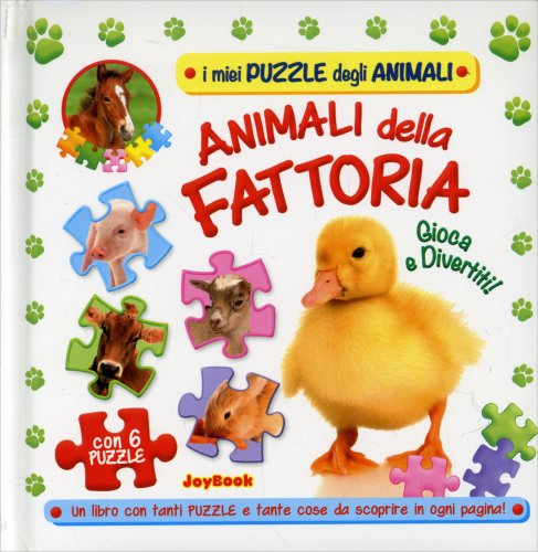 Animali della Fattoria - Gioca e Divertiti!