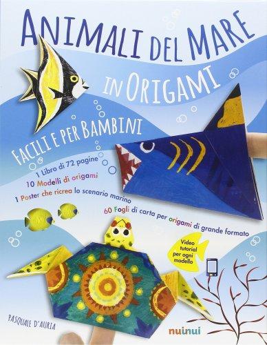 Animali del Mare in Origami