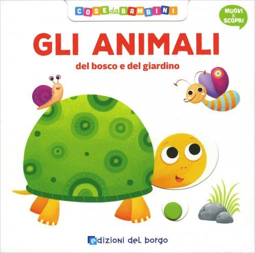 Gli Animali - Muovi e Scopri