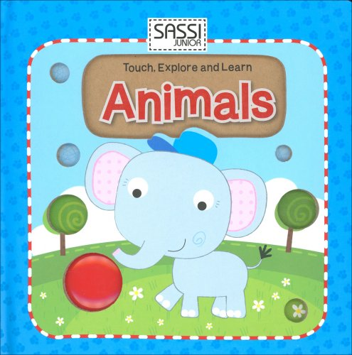 Touch, Explore and Learn - Animals