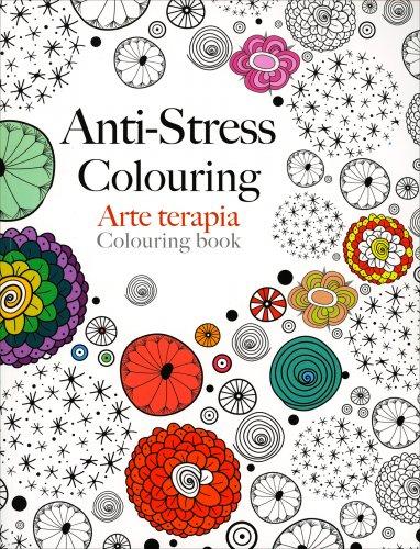 Anti-Stress Colouring - Arte Terapia