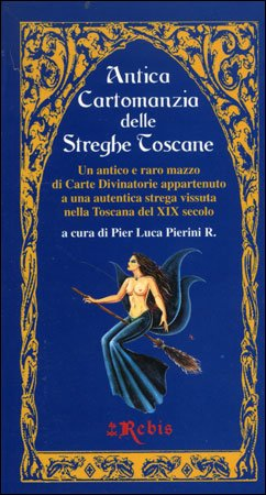 Antica Cartomanzia delle Streghe Toscane