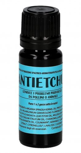 Antietchù - Preparato Spagirico