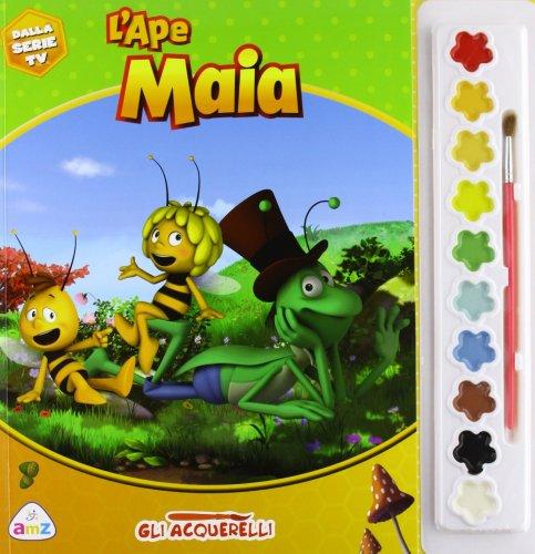 L'Ape Maia - Gli Acquerelli