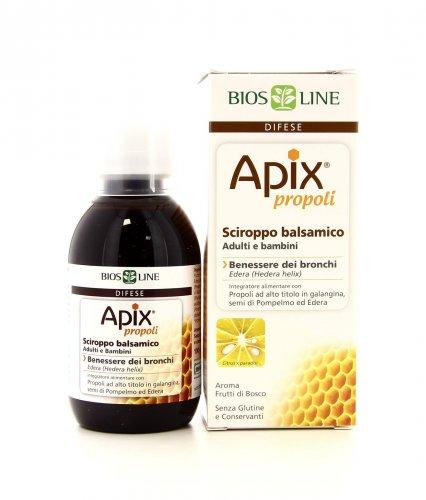 Apix Propoli - Sciroppo Balsamico
