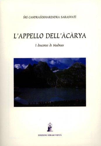 L'Appello dell'Acarya