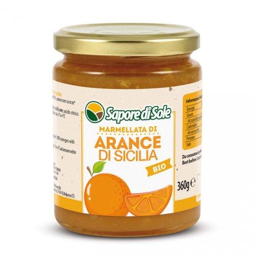 Arance di Sicilia da Spalmare Bio