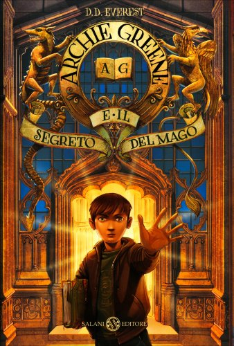 Archie Green e il Segreto del Mago