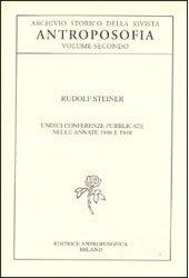 Archivio Storico della Rivista Antroposofica - Vol. 2