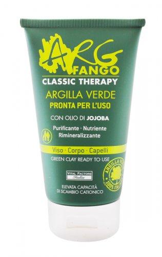 Argilla Verde con Olio di Jojoba - Pronta per l'Uso - 150ml