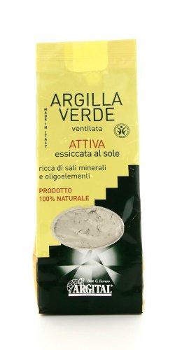 Argilla Verde Ventilata Attiva - 500 Gr.