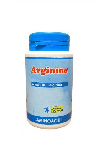 Arginina - 50 Capsule