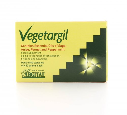 Vegetargil - Coadiuvante Gastrointestinale