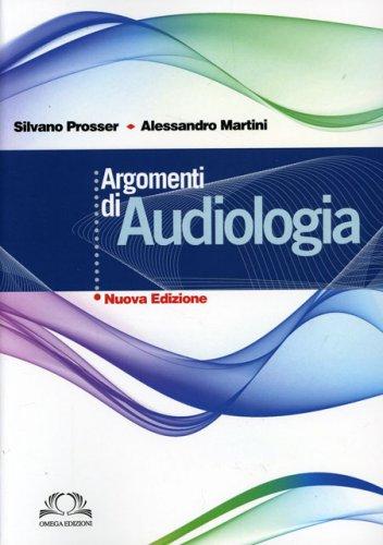 Argomenti di Audiologia
