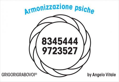 Tessera Radionica - Armonizzazione Psiche