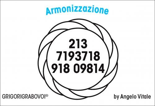 Tessera Radionica 58 - Armonizzazione
