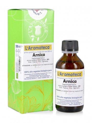 Arnica - Oleolito Vegetale
