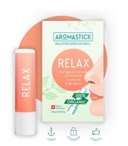 Inalatore Naturale Aromatico - Relax