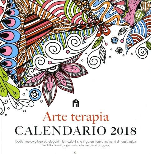 Arte Terapia - Calendario Colouring 2017