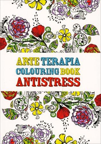 Arte Terapia - Colouring Book Antistress