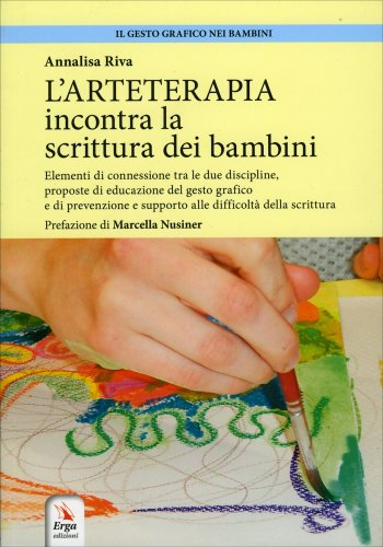 L'Arteterapia Incontra la Scrittura dei Bambini