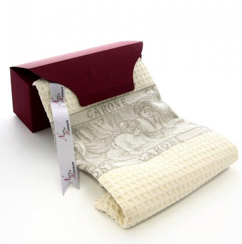 Asciugamano Cotone Noire di Hammam
