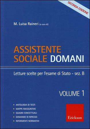 Assistente Sociale Domani - Vol. 1