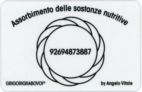 Tessera Radionica 49 - Assorbimento Sostanze Nutritive