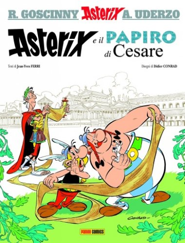 Asterix e il Papiro di Cesare