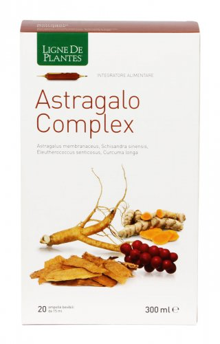 Astragalo Complex - 20 Ampolle