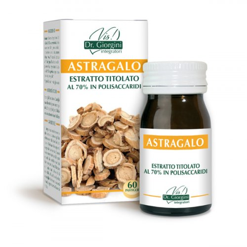Astragalo Estratto Titolato - 60 pastiglie