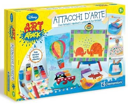 Attacchi d'Arte - Art Attack