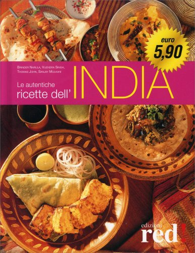 Le Autentiche Ricette dell'India