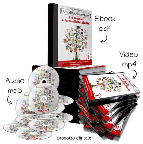 Autodifesa Alimentare - The Final (eBook + Audio Mp3 + Video)