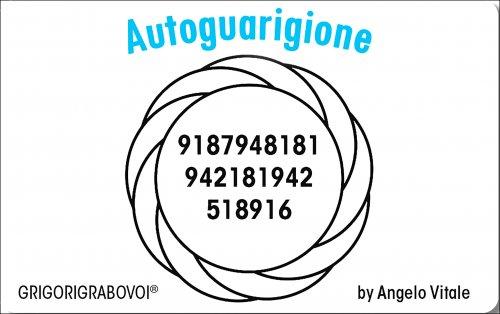 Tessera Radionica 66 - Autoguarigione