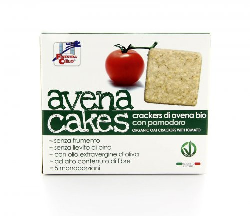 Avena Cakes - Pomodoro