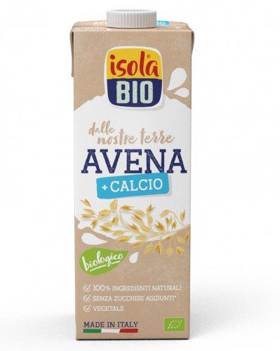 Bevanda Vegetale di Avena con Calcio