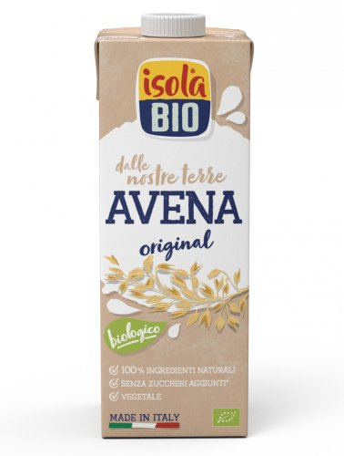 Bevanda Vegetale con Avena Bio