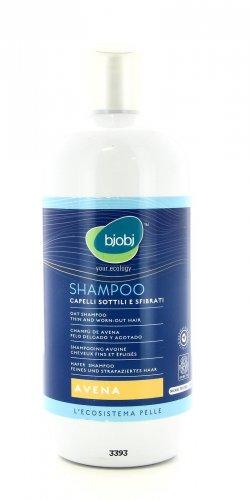 Shampoo Fortificante all'Avena - 500 ml