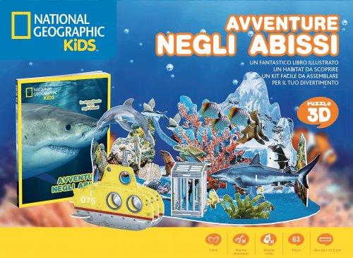 Avventure negli Abissi - Puzzle 3D