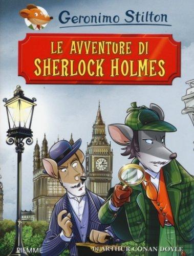 Le Avventure di Sherlock Holmes, di Arthur Conan Doyle