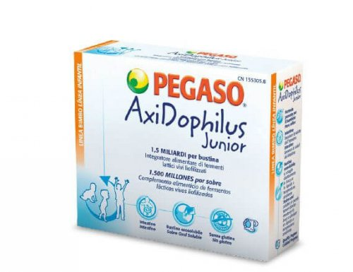 Axidophilus Junior - Fermenti Lattici
