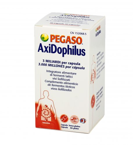 Axidophilus - Fermenti Lattici