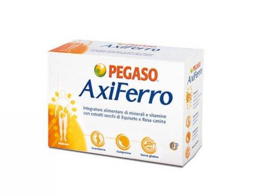 Axiferro - Integratore di Ferro, Minerali e Vitamine