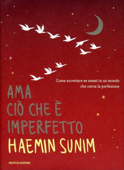 Ama Ciò Che è Imperfetto Haemin Sunim Libro